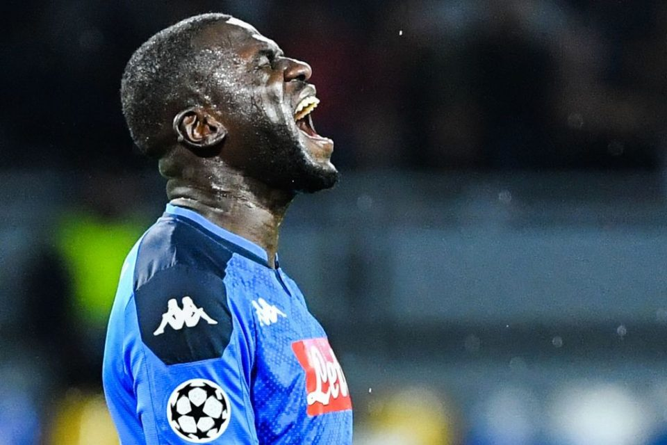 Kalidou Koulibaly is open for a new challenge with Tottenham Hotspur keen