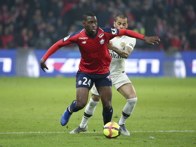 Leicester set to bid for Soumare