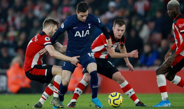 Lo Celso has improved at Tottenham