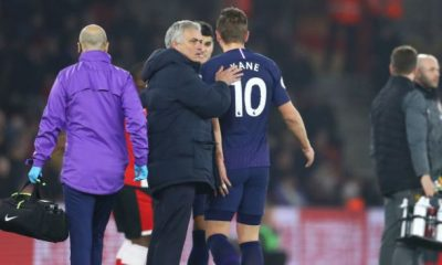 Jose Mourinho has to convince Harry Kane to stay at Totteham Hotspur