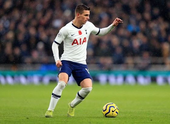 Giovani Lo Celso Tottenham Predicted Lineup