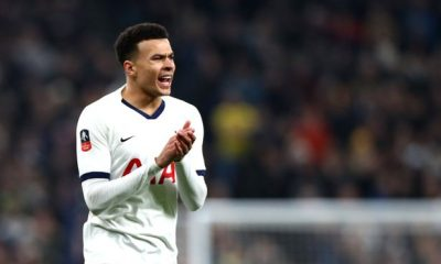 The Tottenham Chelsea rivalry is bigger than that against Arsenal reckons Alli