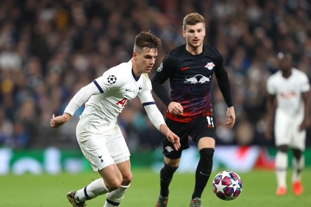 Tottenham Hotspur star Giovani Lo Celso is at risk of missing Tthe opener at Everton