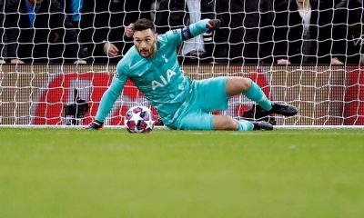 Hugo Lloris has admitted it has been a difficult season for Spurs
