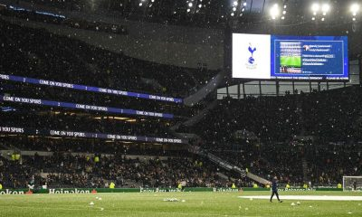 The tottenham new stadium
