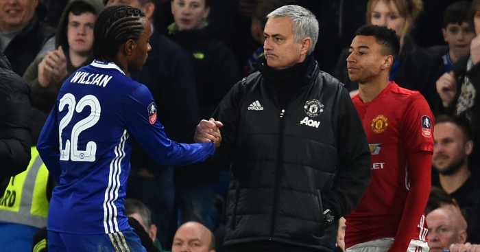 Mourinho is well aware of the winger's abilities