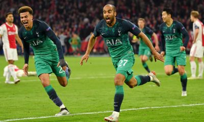 Lucas Moura can sleep anywhere acfcording to David Beckham