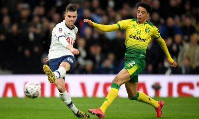 Giovani Lo Celso Tottenham Hotspur