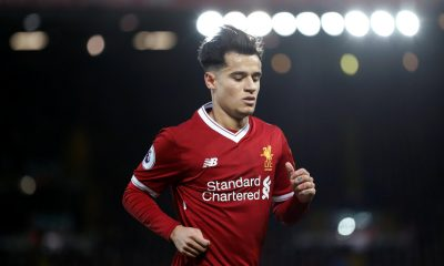 Philippe Coutinho has already impressed in the Premier League