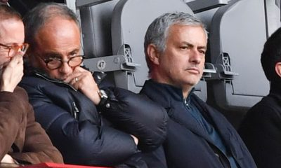 Jose Mourinho and Luis Campos have a good relationship
