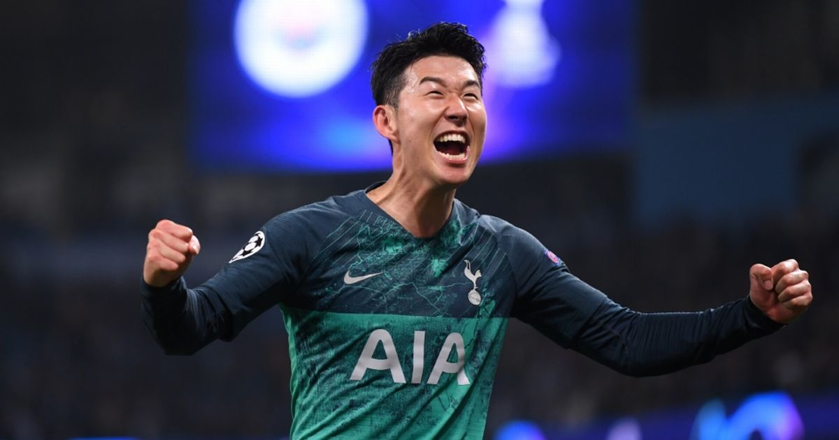 Son wa key to our tunup to the Champions League final