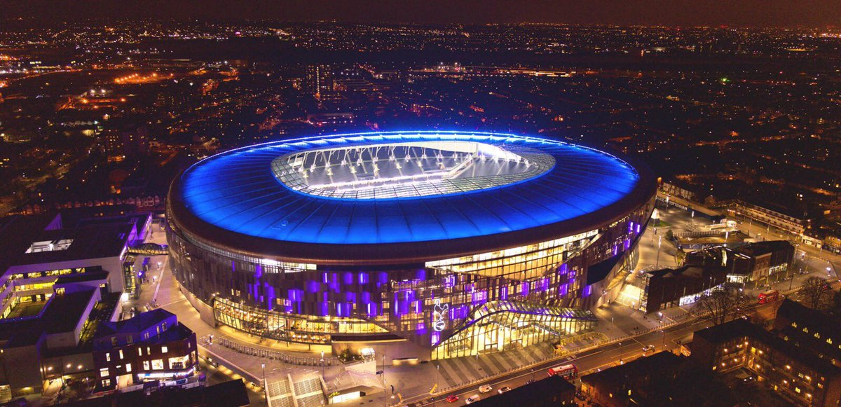 Spurs have been given permission by Haringey Council to increase the capacity of the Tottenham Hotspur Stadium