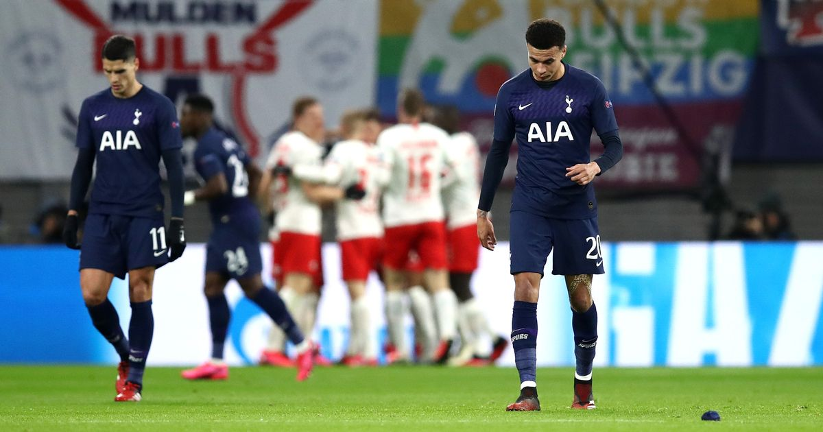 Dele Alli was left shaken by a home invasion last Wednesday