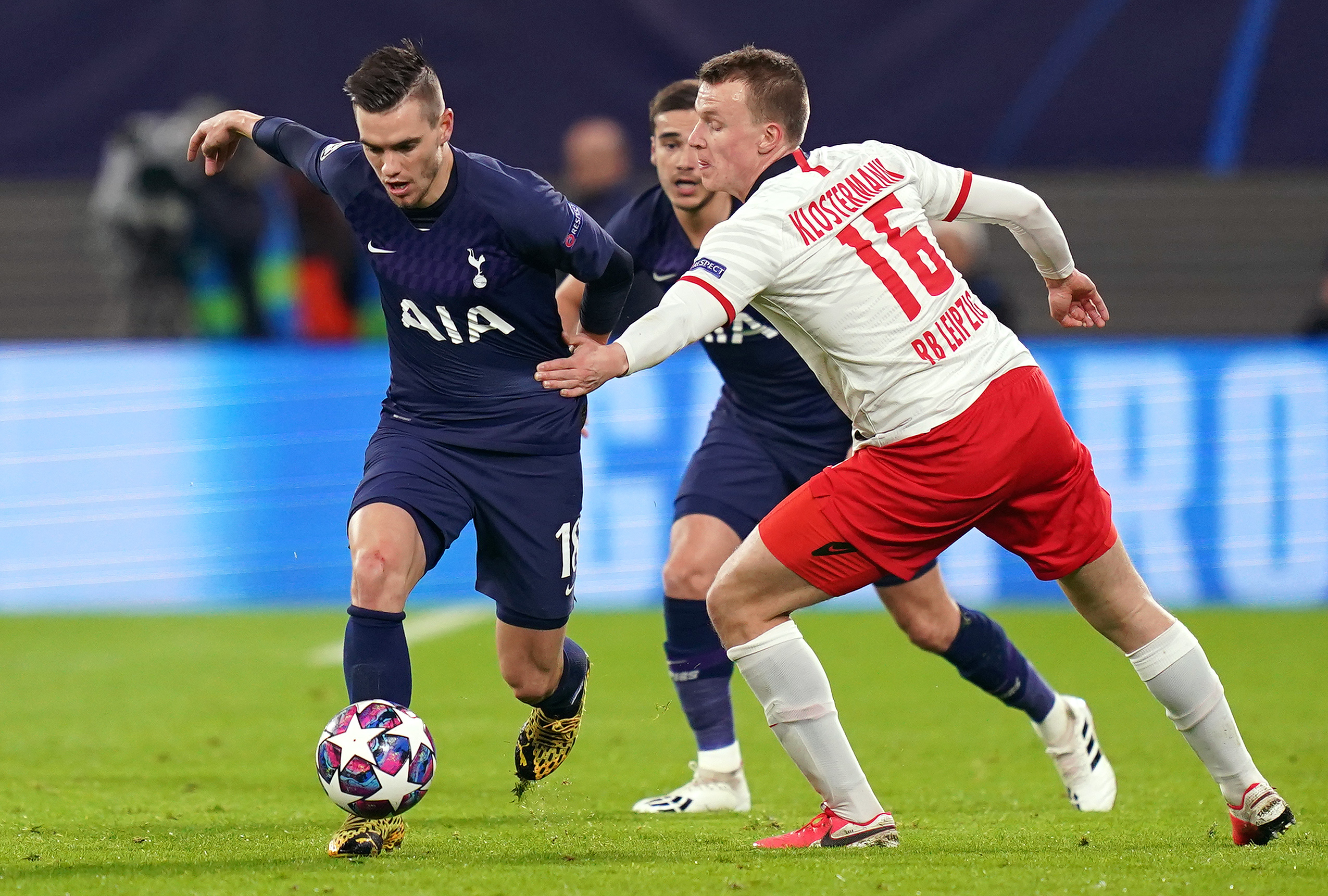 Giovani Lo Celso Tottenham Player Ratings