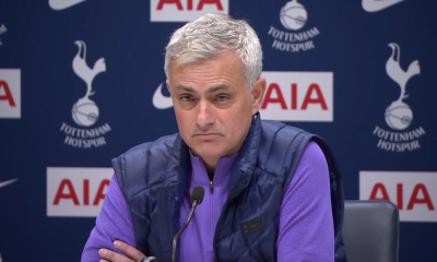 Jose Mourinho has Daniel Levy's backing