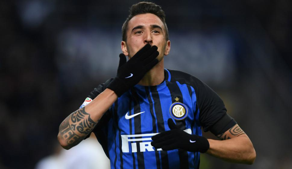 Matias Vecino is on his way out of Inter Milan
