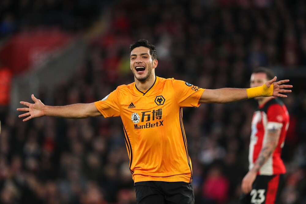 Raul Jimenez has been a revelation at Wolverhampton Wanderers