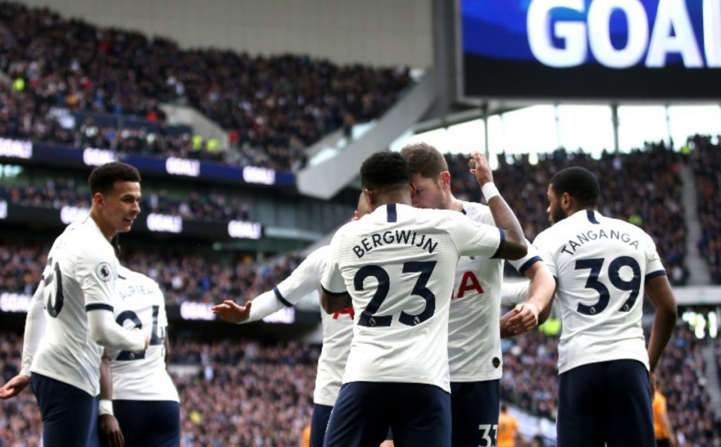 Tottenham player ratings