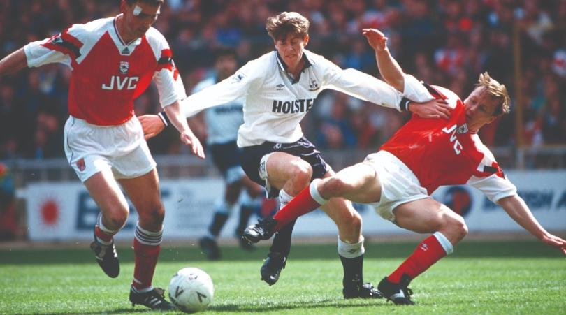Darren Anderton was one of our recognizable players from the 90s