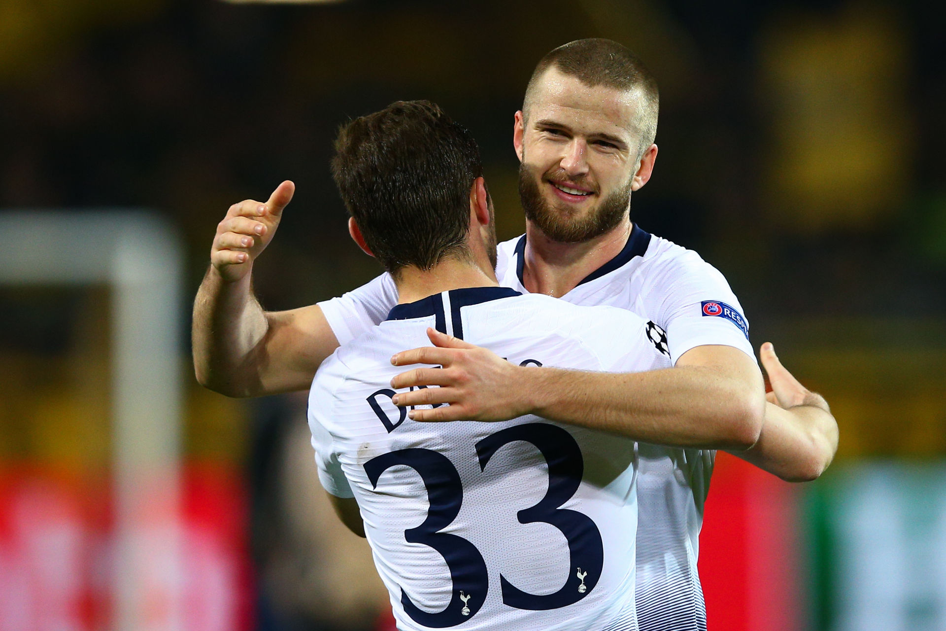 Eric Dier and Ben Davies have also been told to move on