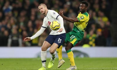 Tottenham Hotspur will be without Japhet Tanganga and Eric Dier for LASK