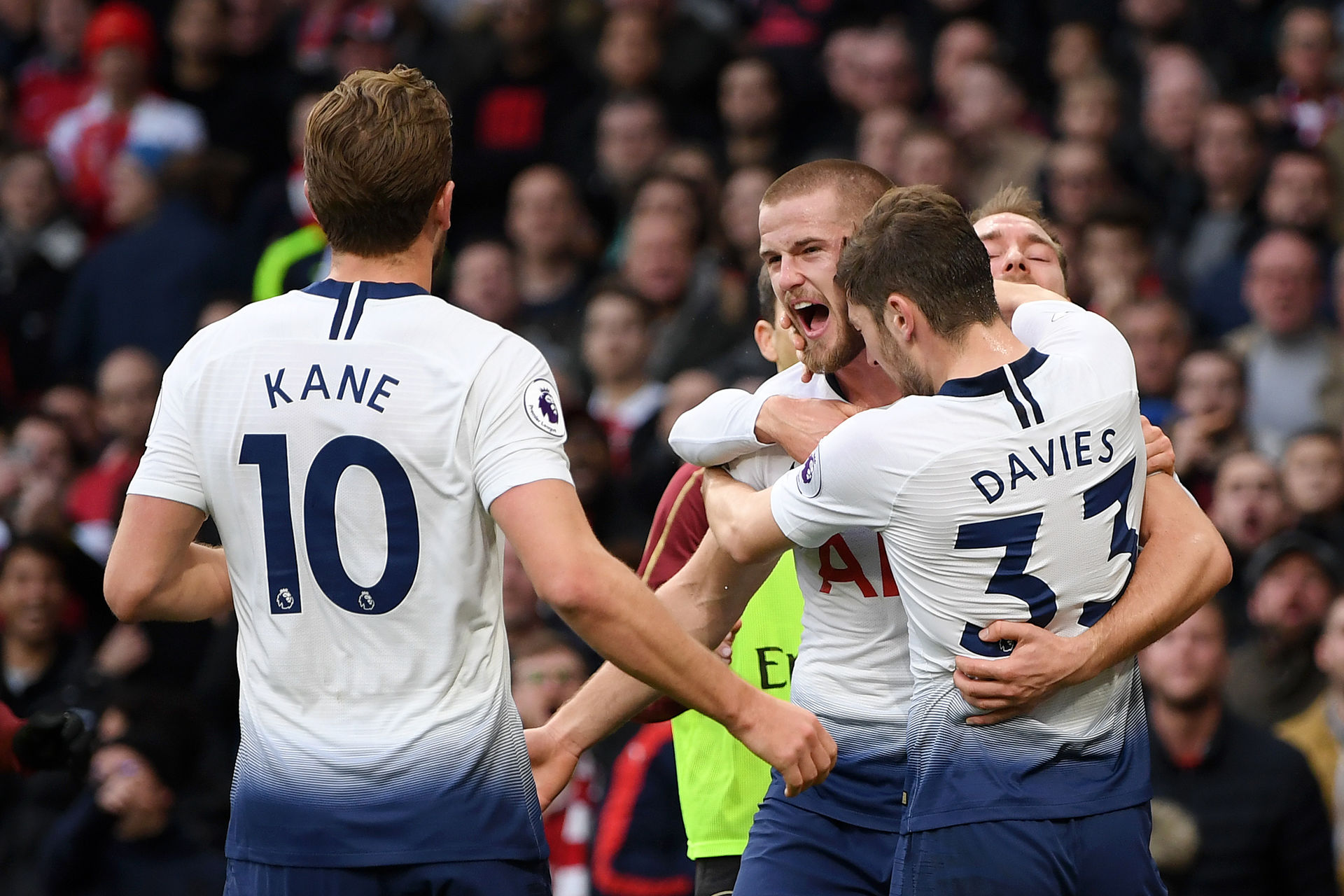 Eric Dier has heaped praise on prolific Tottenham Hotspur star Harry Kane