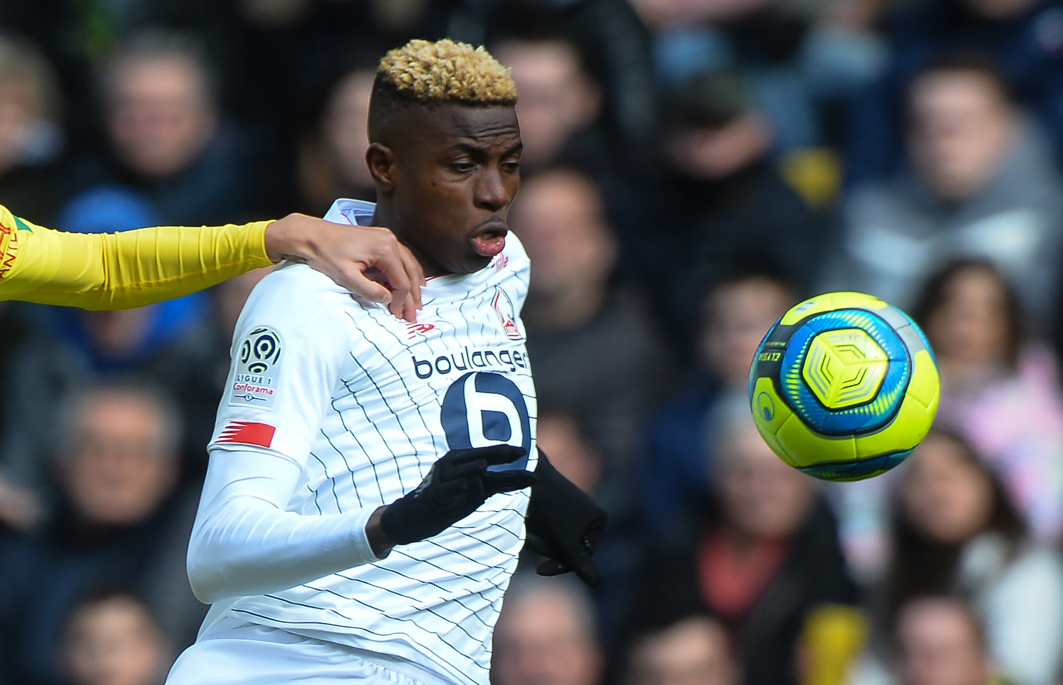 Victor Osimhen is a target for several Premier League sides including Tottenham