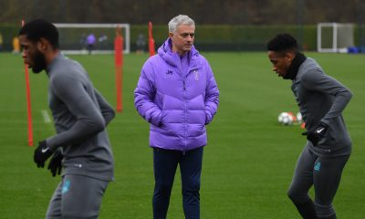 Jose Mourinho did not hold back in his criticism of Ndombele