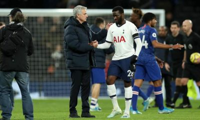 Tanguy Ndombele and Jose Mourinho are back on the same page at Tottenham Hotspur