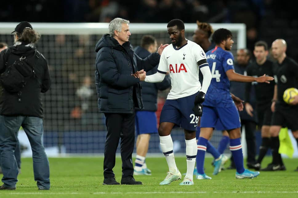 All is not well between Mourinho and Ndombele