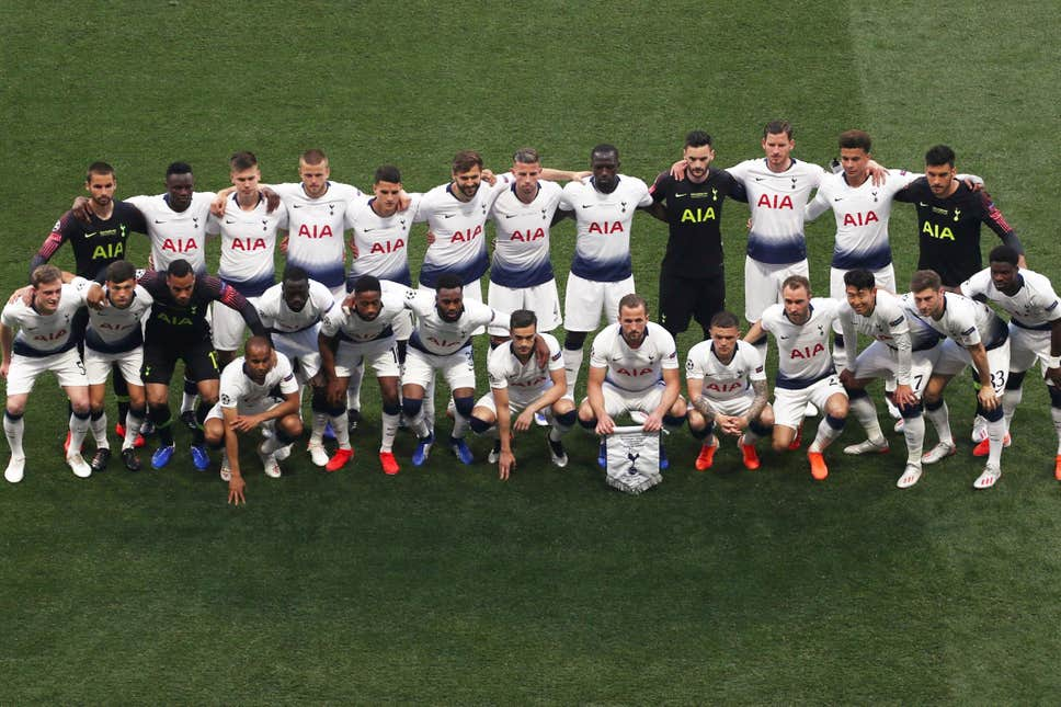 Tottenham squad the ninth most valuable in Europe ...