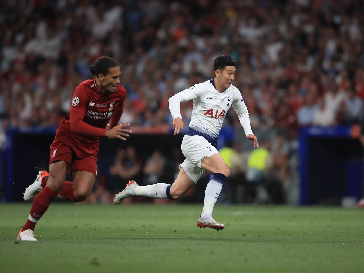 Hgeung-Min Son came in for high praise