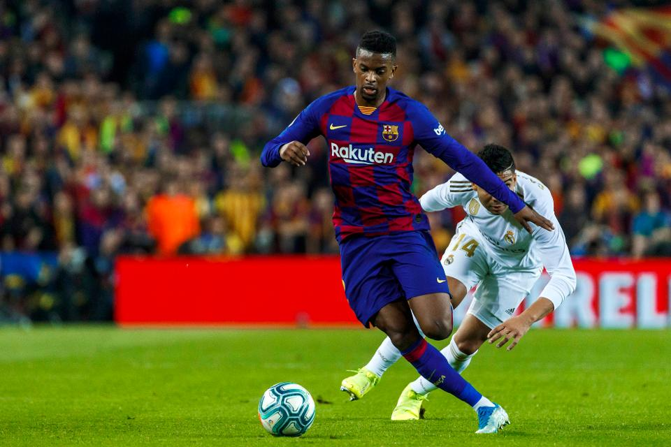 Nelson Semedo could be on his way to Tottenham Hotspur