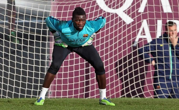 Onana was at the Barcelona Academy in his youth