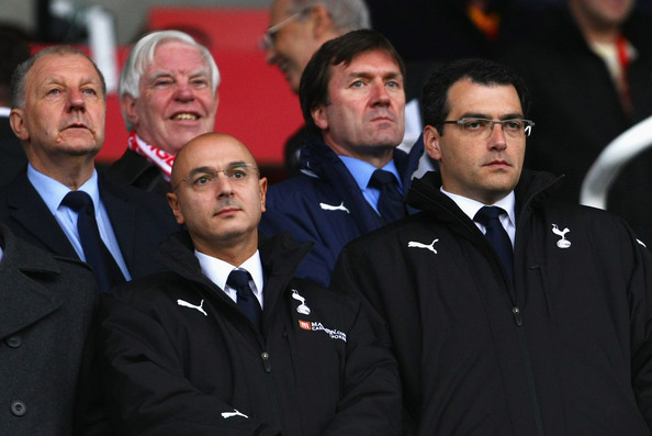 Daniel Levy is keen to bring fans back to the Stadium