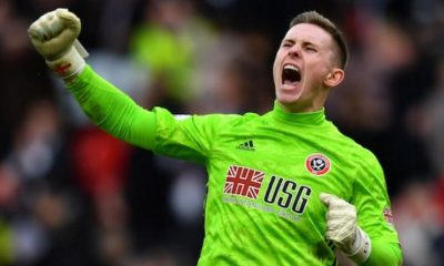 Dean Henderson is being eyed as a replacement for Lloris