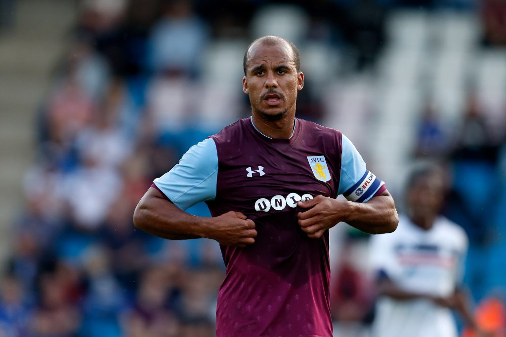 Gabriel Agbonlahor spent all his career with Aston Villa