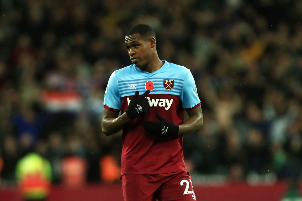 Issa Diop is linked to Tottenham