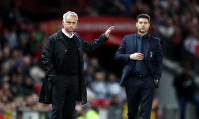 Jose Mourinho replaced Mauricio Pochettino in November 2019