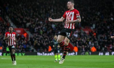 Southampton remove Tottenham target Hojbjerg as club captain