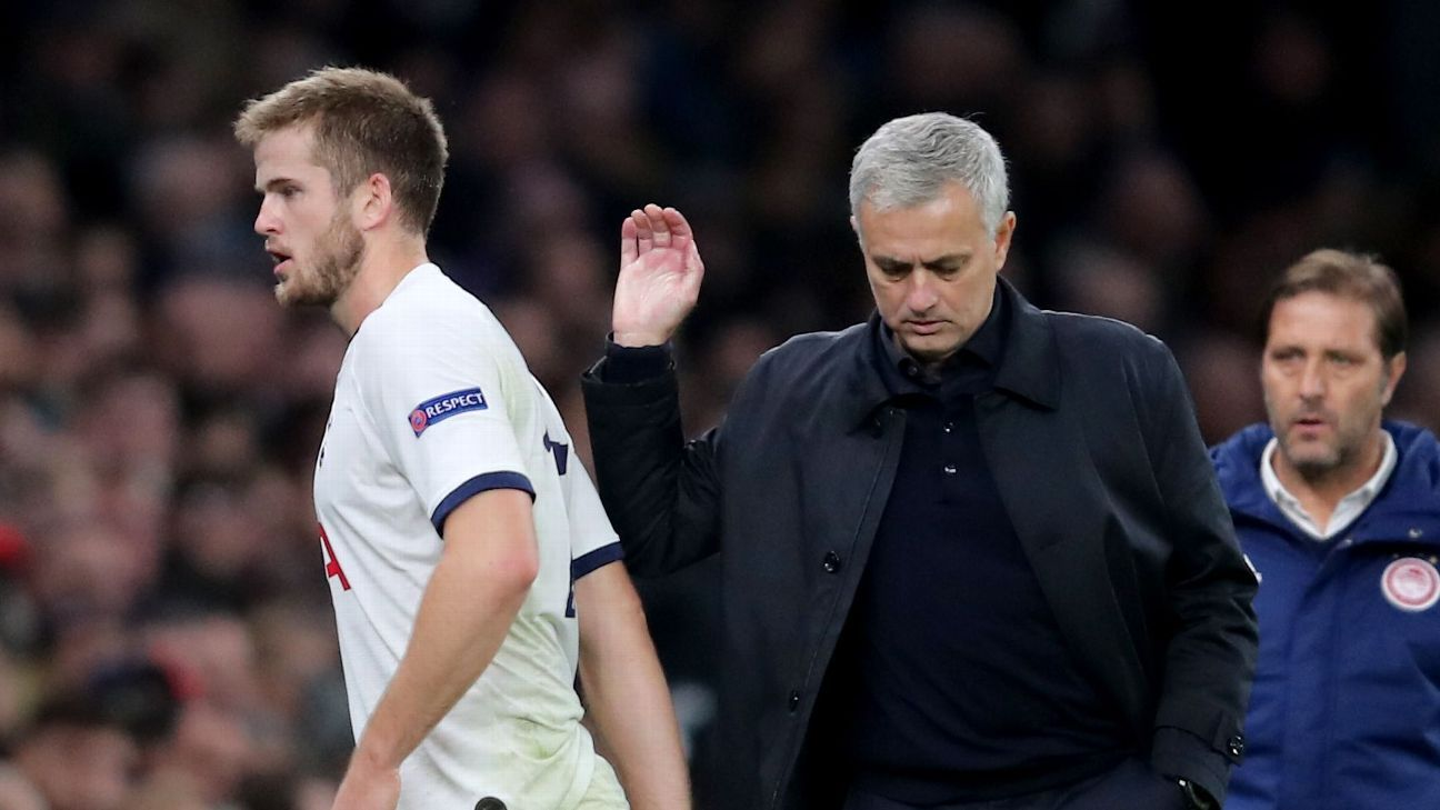 Tottenham Hotspur star Eric Dier revealed that he considered leaving the club in the summer transfer window before eventually deciding to stay put.