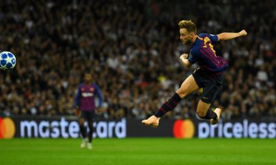 Ivan Rakitic is a player Tottenham boss Jose Mourinho admires