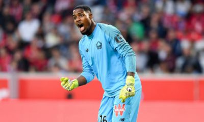 Mike Maignan has been a top goalkeeper in Ligue 1