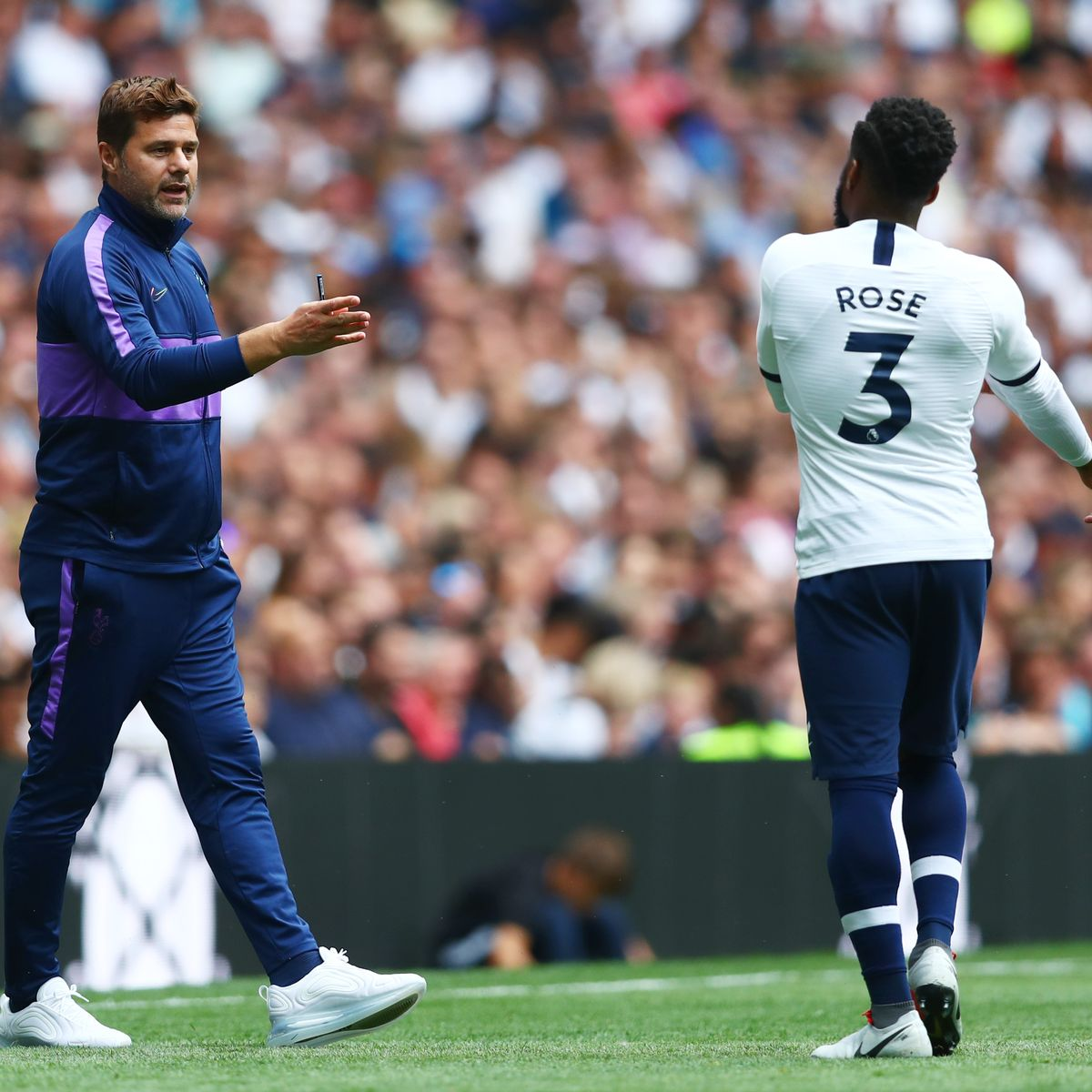 Danny Rose believes Mauricio Pochettino to take over at Manchester United