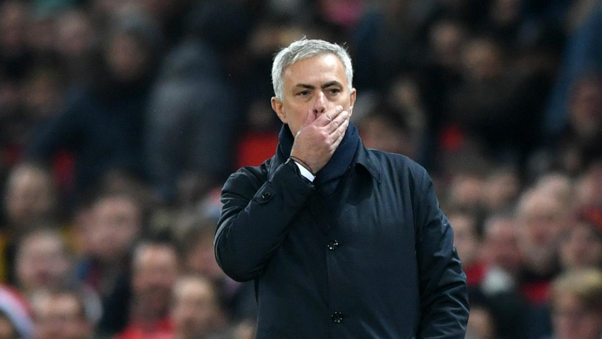 Tottenham Hotspur boss Jose Mourinho appears to have taken a jibe at Manchester City boss Pep Guardiola