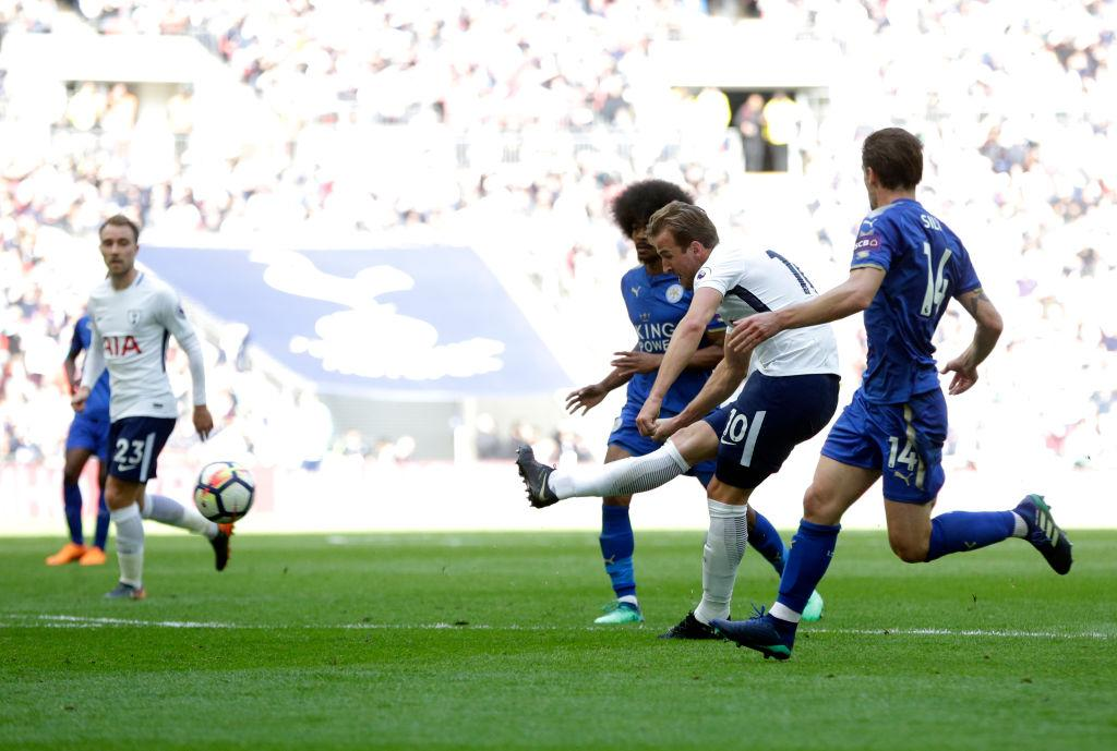 Tottenham Hotspur outfoxed Leicester City in a thriller