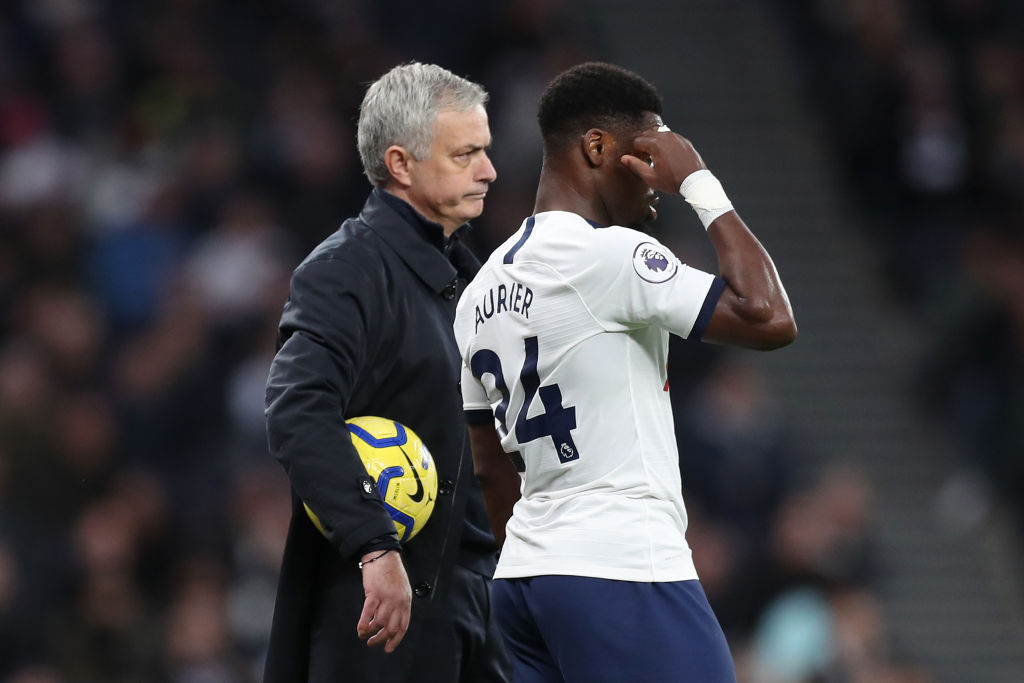 Serge Aurier is a liability for Tottenham both on and off the pitch