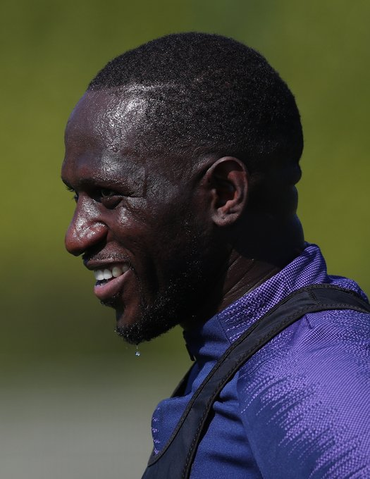 Moussa Sissoko fit and raring to go
