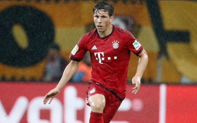 Hojbjerg joined Southampton from Bayern in 2016