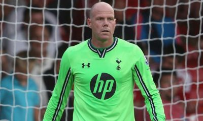 Brad Friedel spent four years at Tottenham